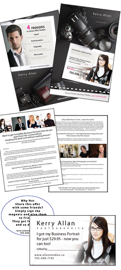 Business Portrait Kit