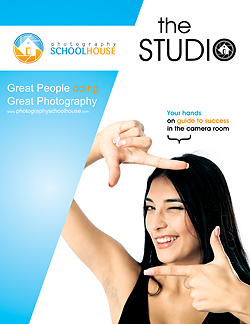Photography Schoolhouse Studio Lighting Workbook