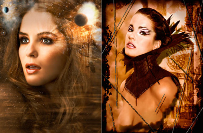 Beauty and Glamour Retouching with David Cuerdon