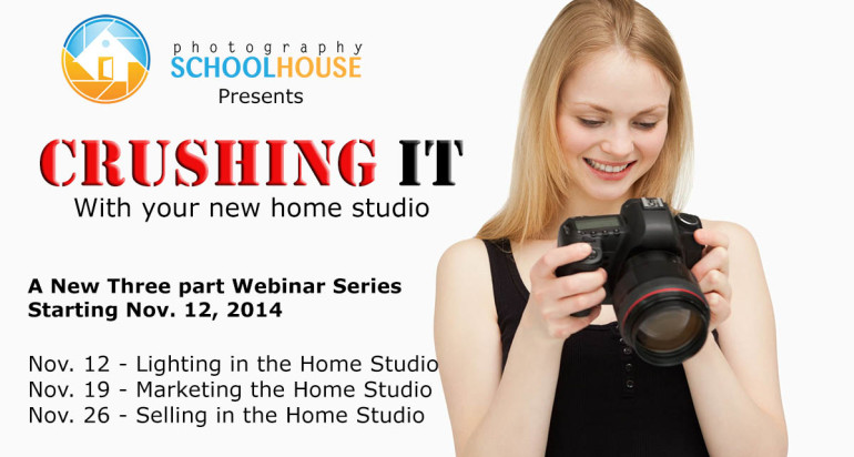 CRUSHING IT – With your new Home Studio