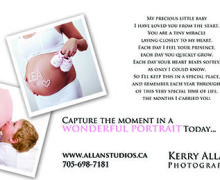 Maternity Marketing Kit