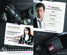 Business Portrait Marketing Kit