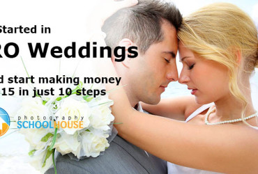 Get Started in Pro Wedding Photography in Ten Steps for 2015