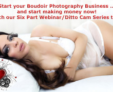 Start your Boudoir Photography Business from your Home Studio