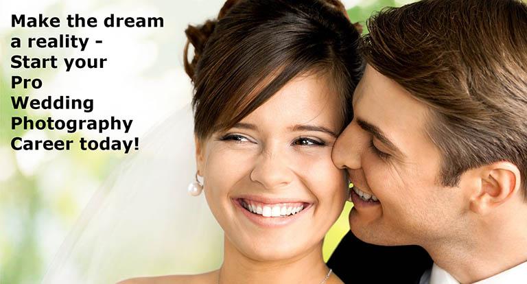 Free Webinar – Start your Dream Wedding Photography Business