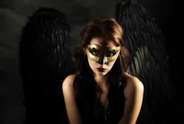 Dark and Edgy Boudoir Photography