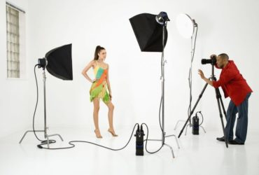 Step-by-Step – Learn Lighting in the Studio
