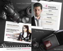 Step-by-Step – The Business Portrait Marketing Program
