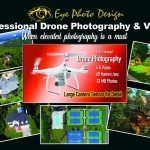 Drone Photography & Video Card Web