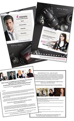 Business Portrait Kit
