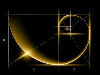 golden section spiral