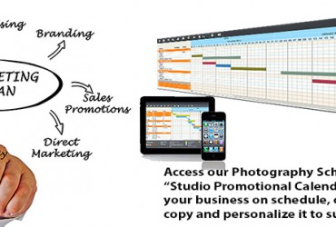 Member Benefit – Online Studio Promotion Calendar