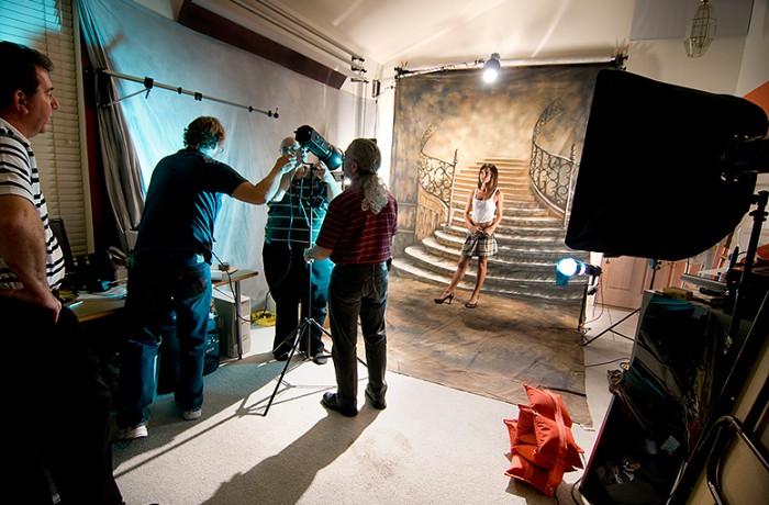 Lighting in the Home Studio