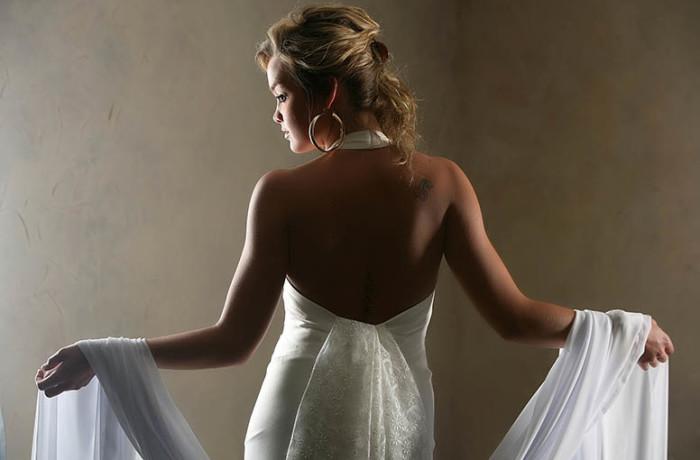 The Studio Bridal Portrait