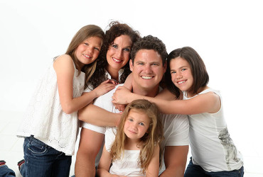 Secrets to Posing the Family