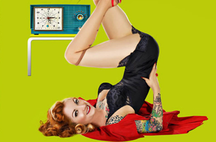 Pin-up Photography with Mike Long