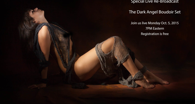 PSH Ditto Cam – Dark Angel Boudoir Theme – Oct. 5, 2015
